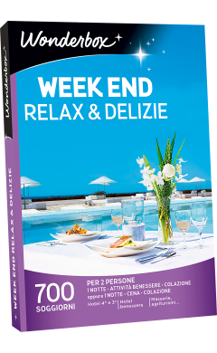 Zoom Week end relax & delizie