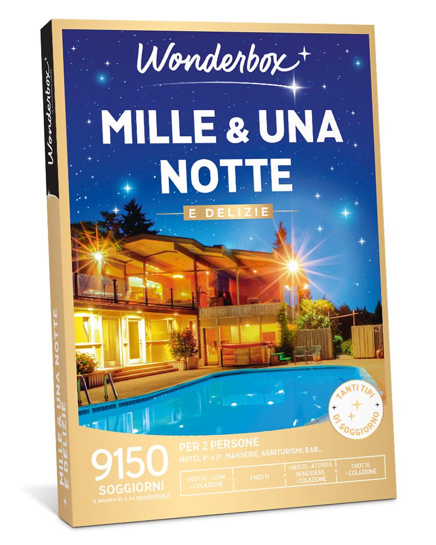 Cofanetto Regalo Mille Una Notte E Delizie Wonderbox