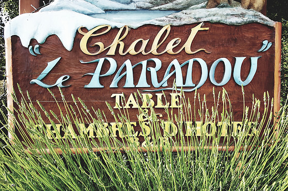 Chalet Le Paradou - photo 1