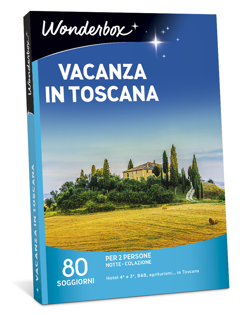 Vacanza in Toscana